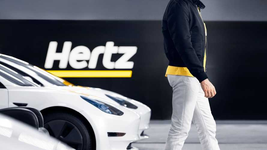 Uber Says Hertz Will Make 50,000 Teslas Available For Its Drivers