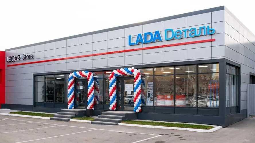 Магазины запчастей Lada начали снабжать деталями и другие машины