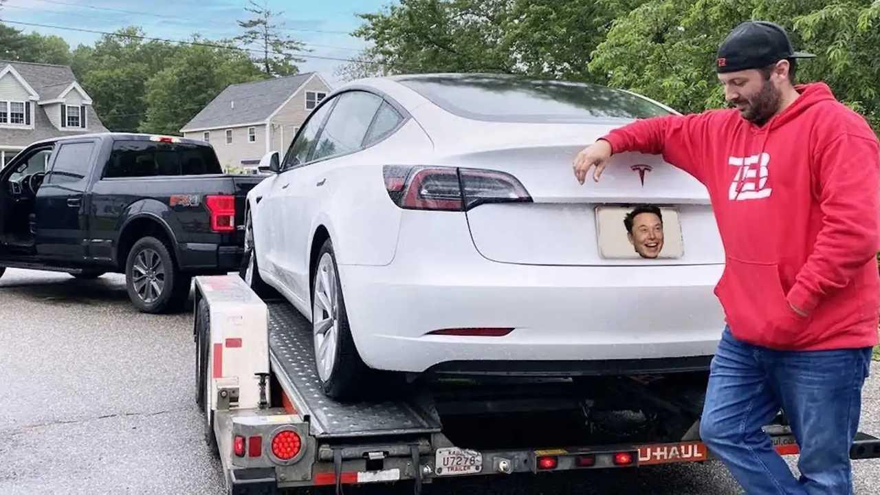 Tesla javítás