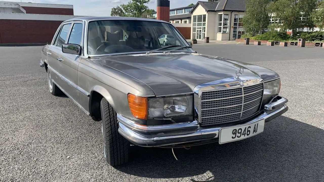 Ex-Bono Mercedes SEL for sale