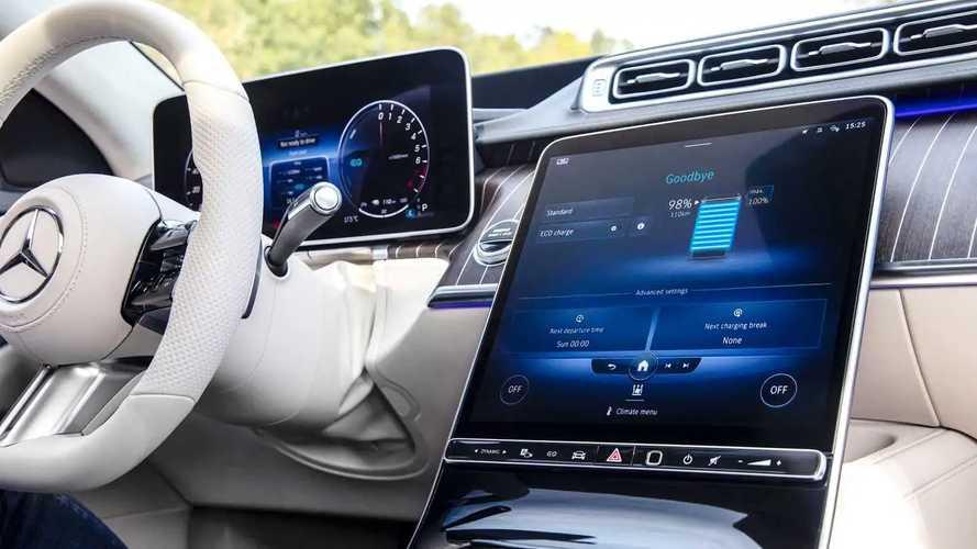 Mercedes S 580 e 2021 Plug-in-Hybrid