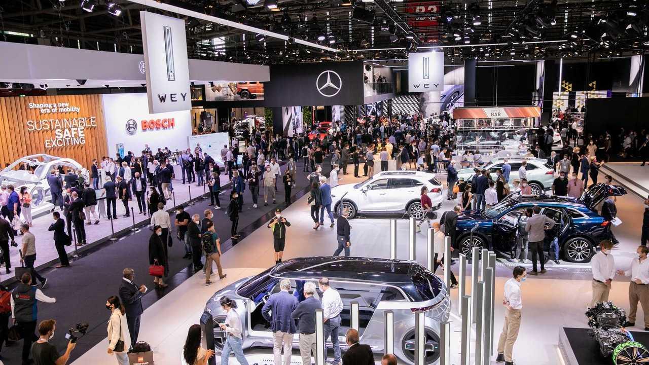 Salón del automóvil de Múnich de 2021