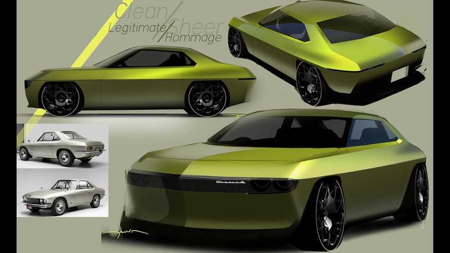 Nissan Imagines Silvia EV Restomod, Too Bad It's Just A Rendering