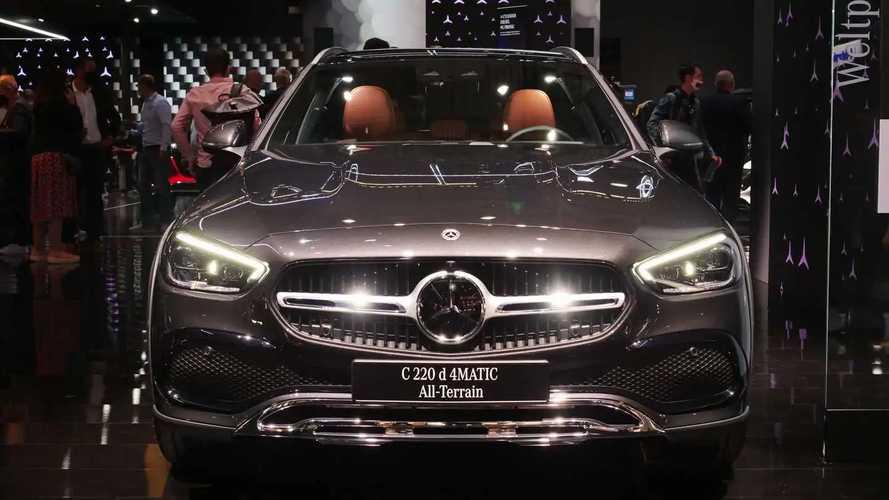 Mercedes C 220 d 4MATIC All Terrain, IAA 2021