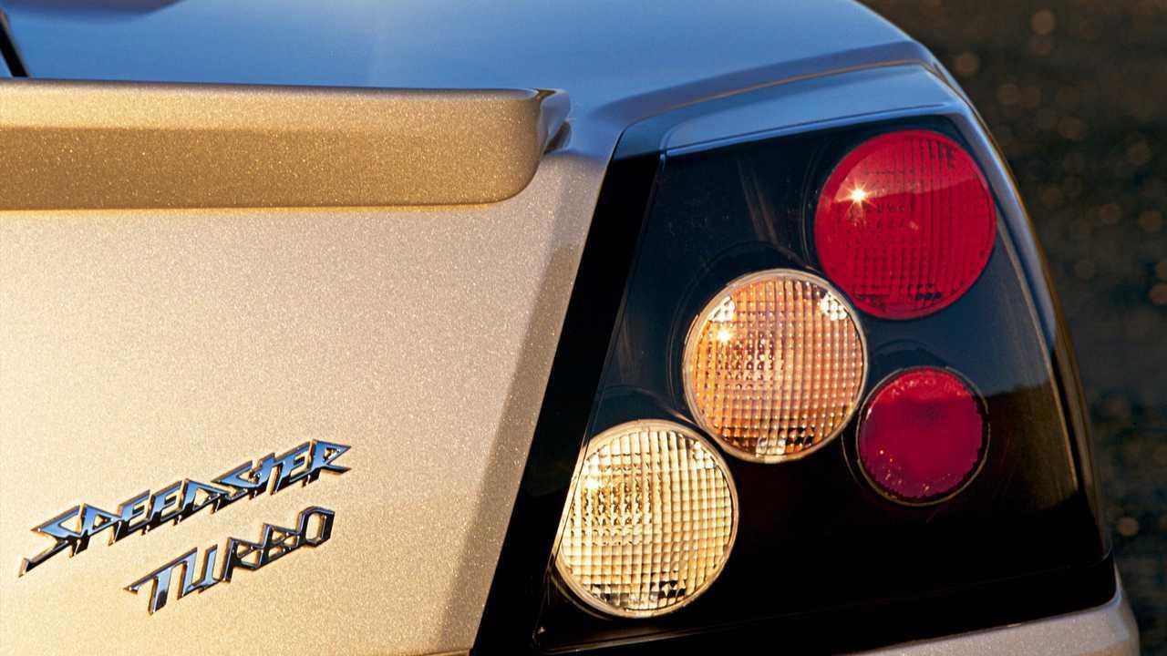 Opel Speedster 2001-2006