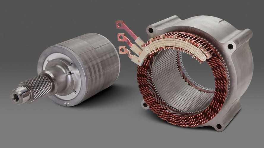GMs Ultium-Elektromotoren