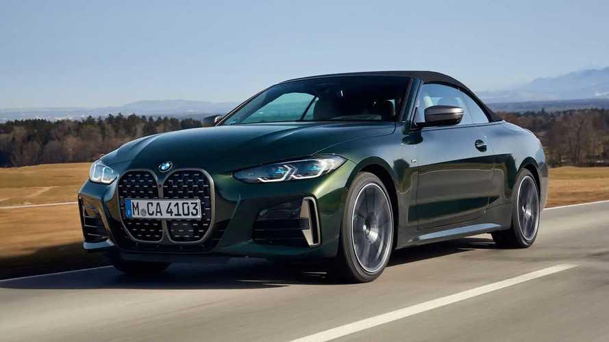 BMW Modellpflege-Maßnahmen zum Herbst 2021