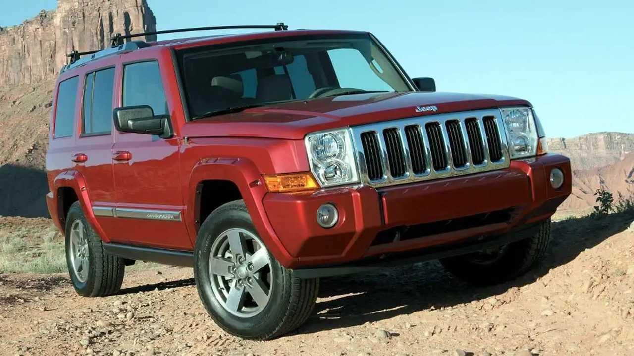 Jeep Commander XK (2006 a 2010)