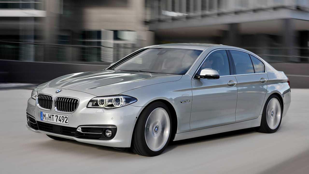 BMW 5er F10 (2010-2017)