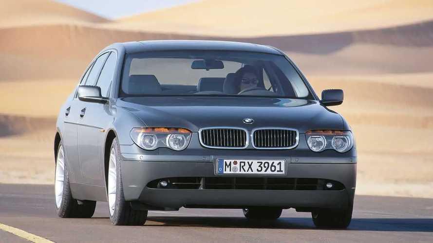 BMW 7er (E65, 2001-2008)