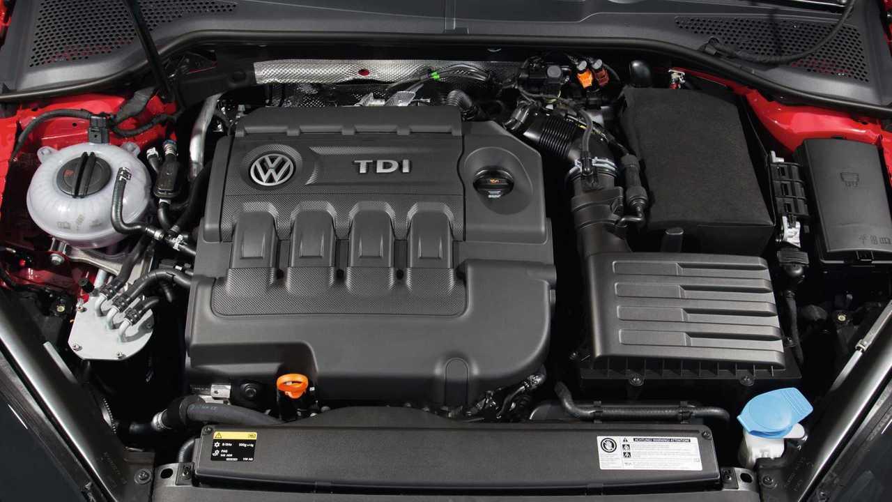 Volkswagen moteur TDI