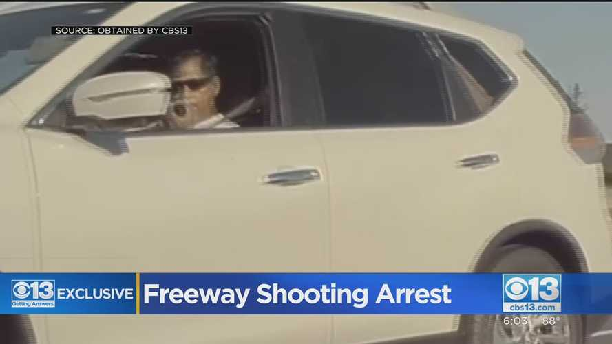 Viral TikTok TeslaCam Shooting Video Helps Police Arrest Attacker