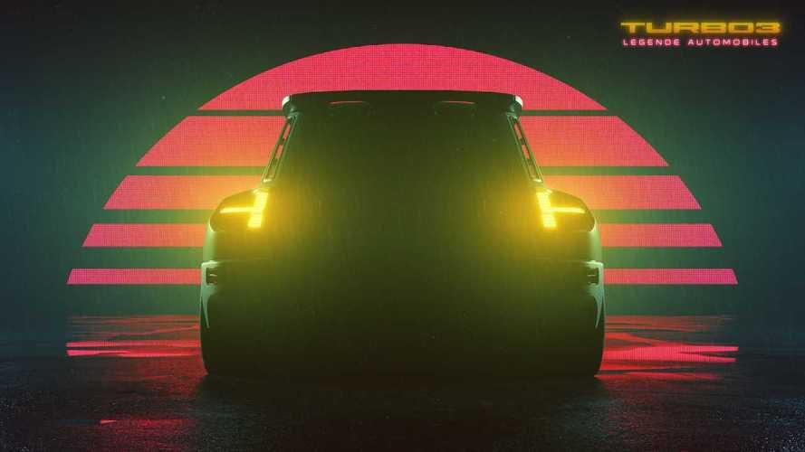 Legende Automobiles Turbo 3, teasers