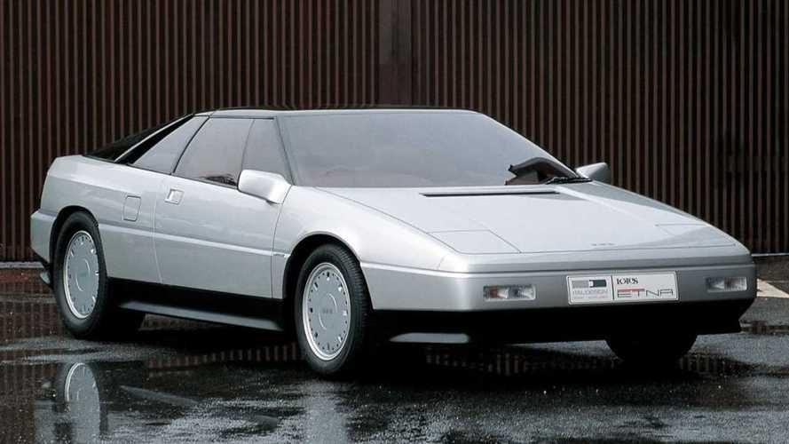 Prototipos olvidados: Lotus Etna (1984)