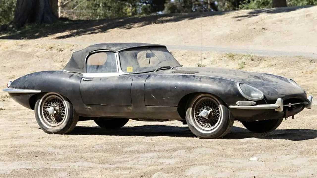 Jaguar Type E (1965)