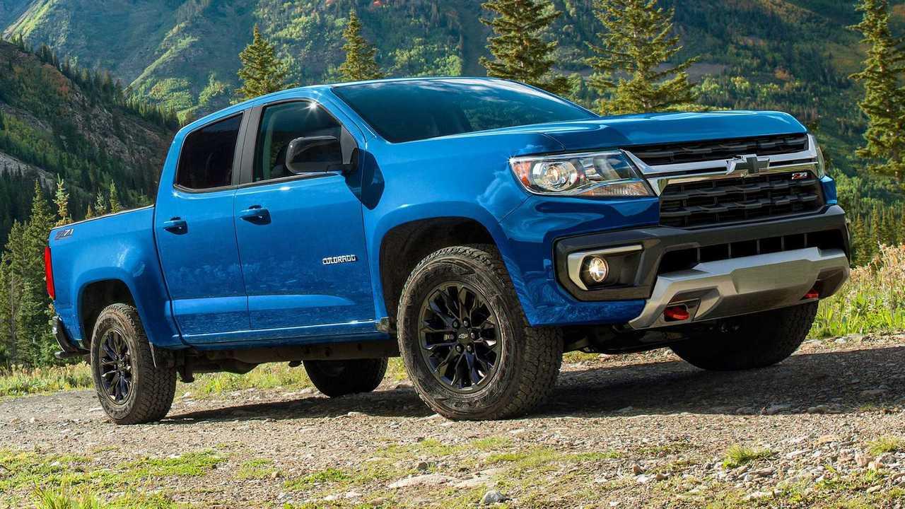 Chevy Colorado Trail Chevy 2022