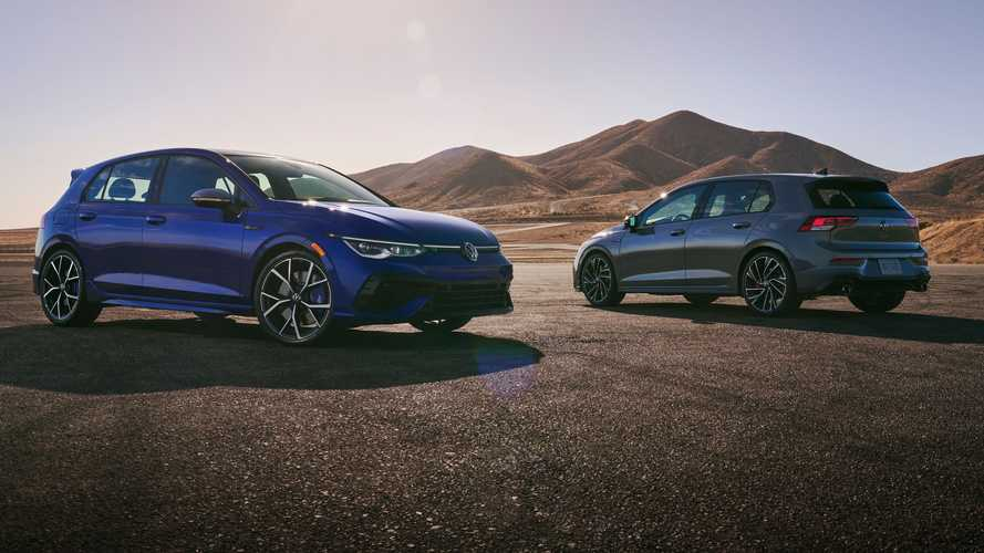 2022 VW Golf GTI Debuts In America For $29,545, Golf R Costs $43,645