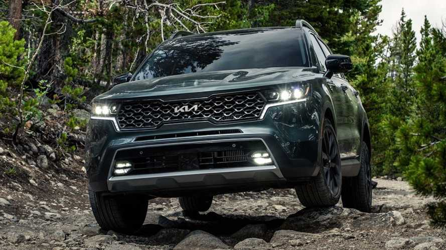 2022 Kia Sorento Pricing Revealed Plus Other Updates, Lineup Changes
