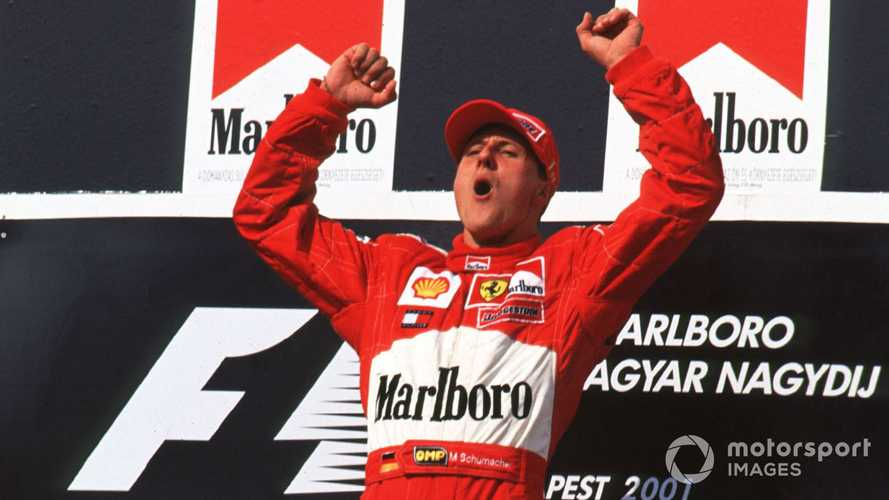 Netflix releases trailer for upcoming Schumacher F1 documentary