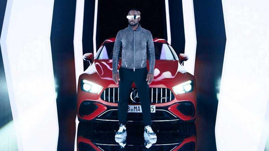 Will.i.am Jadi Brand Ambassador Baru Mercedes-AMG E-Performance