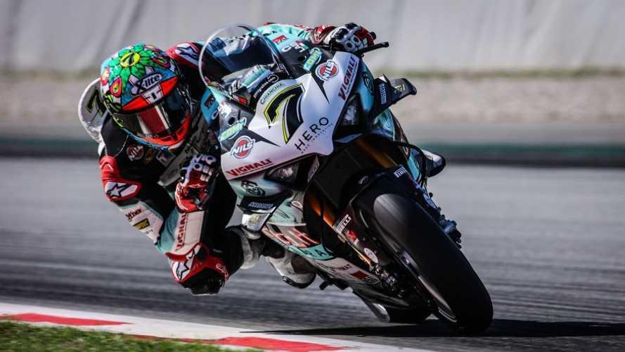 Chaz Davies retiring from WSBK Loris Baz to replace him at Jerez