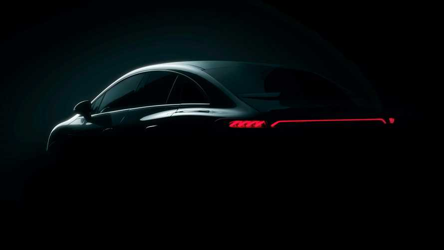 Mercedes Teases EQE, Confirms First-Ever AMG EV For IAA 2021