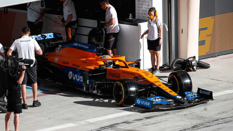 McLaren will have 'no excuses' by 2024 with updated F1 infrastructure