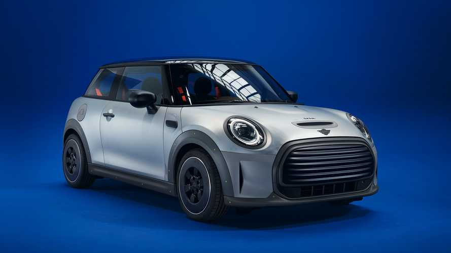 The Mini Strip Is A Minimalist Take On The Modern Automobile