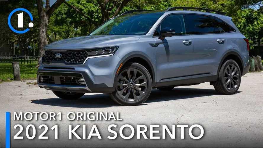 2021 Kia Sorento X-Line: Meet Our Fresh, Family-Ready Long-Termer