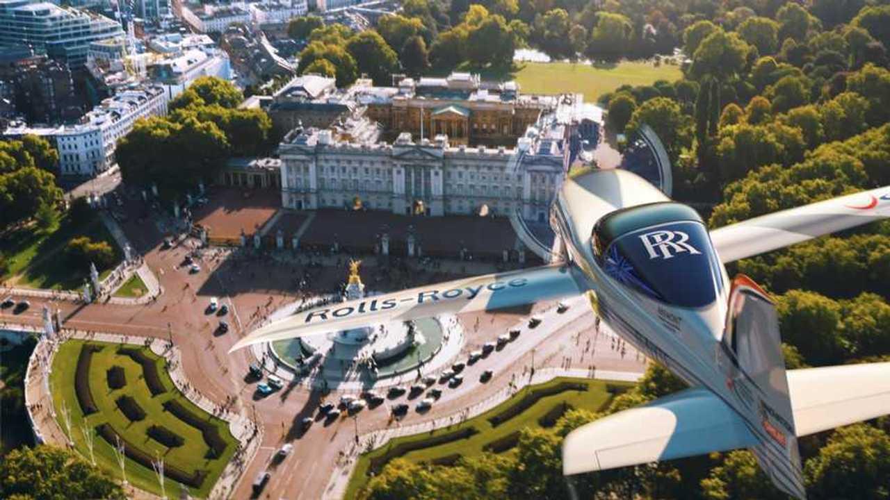 Aereo Rolls-Royce