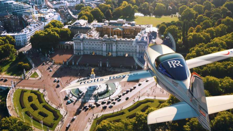 L'aereo elettrico di Rolls-Royce è il più veloce del mondo