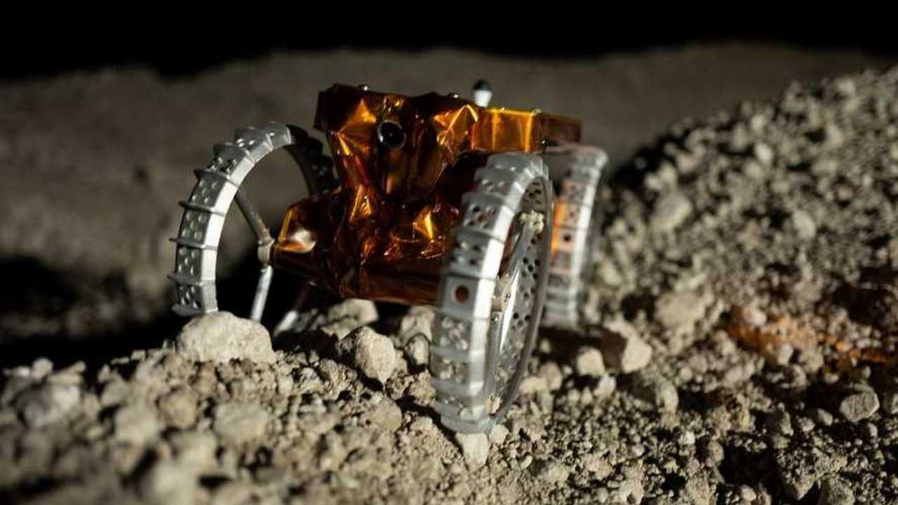 Bosch lunar rover