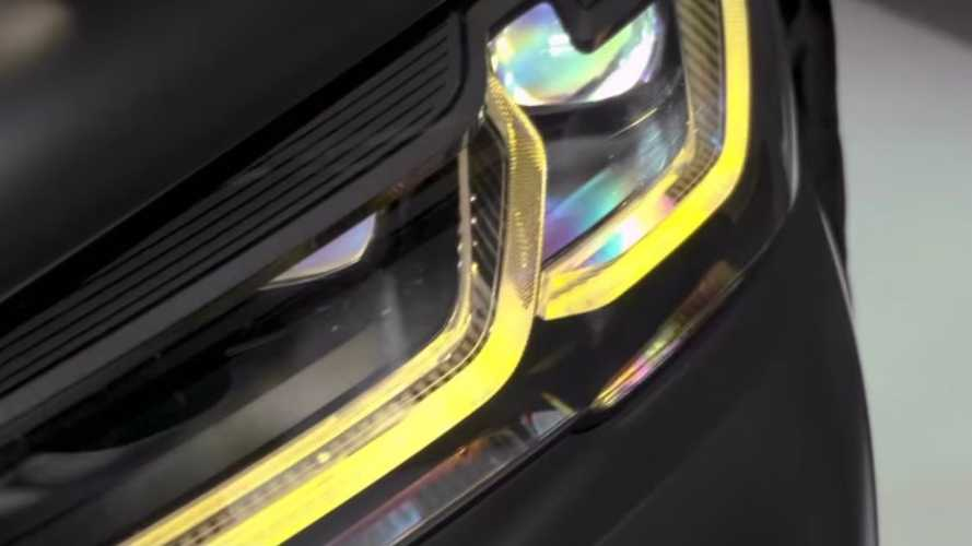 Тизеры BMW M5 CS