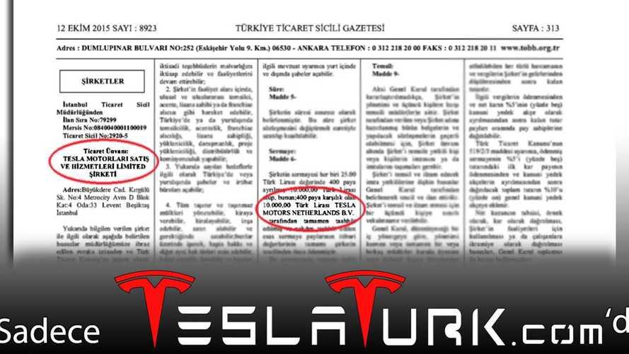 Müjde: Tesla Türkiye Kuruldu!