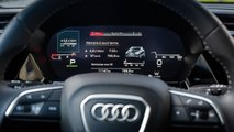 Essai Audi A3 Sportback (2020)