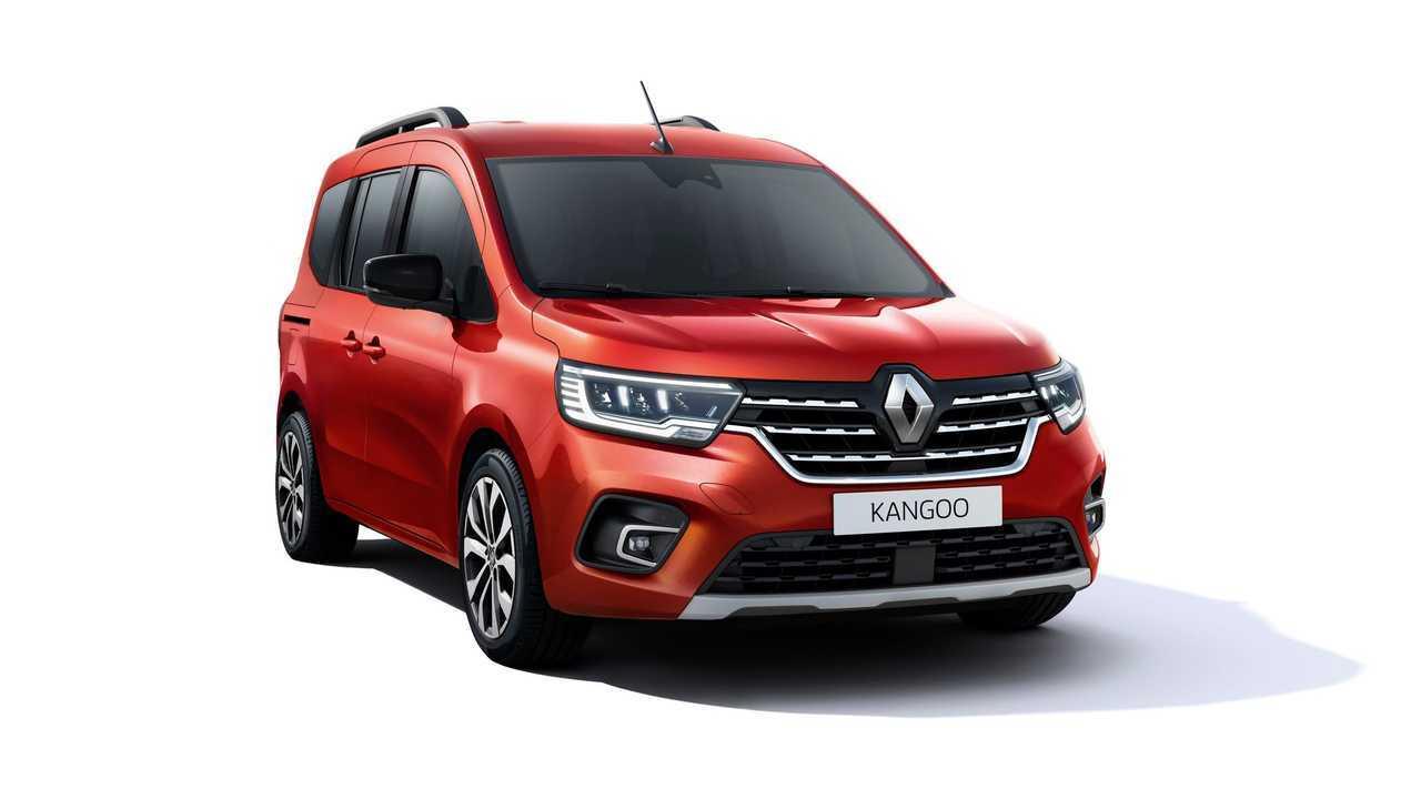 All-New Renault Kangoo (2021)