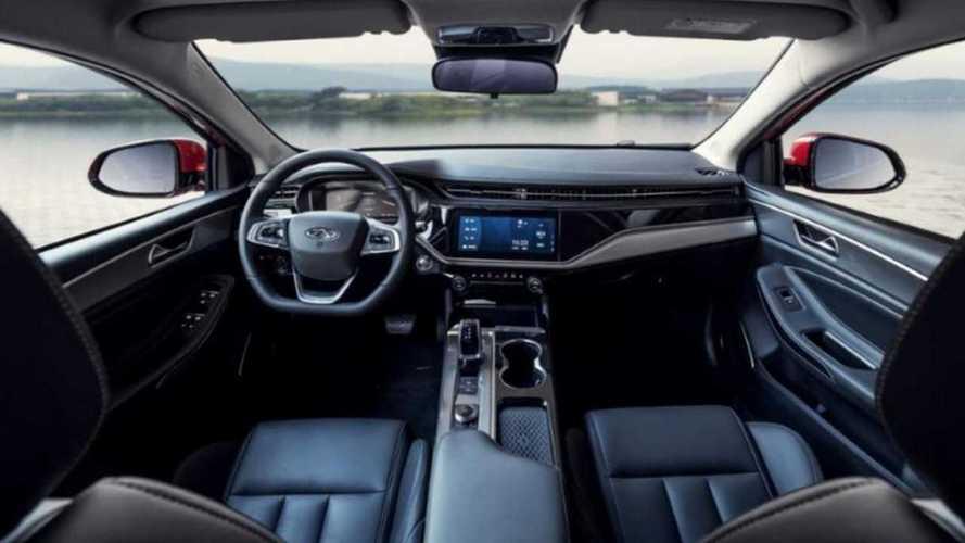 Novo Chery Arrizo 6 - Facelift