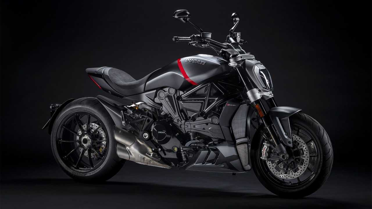 2021 Ducati XDiavel Black Star Right Side