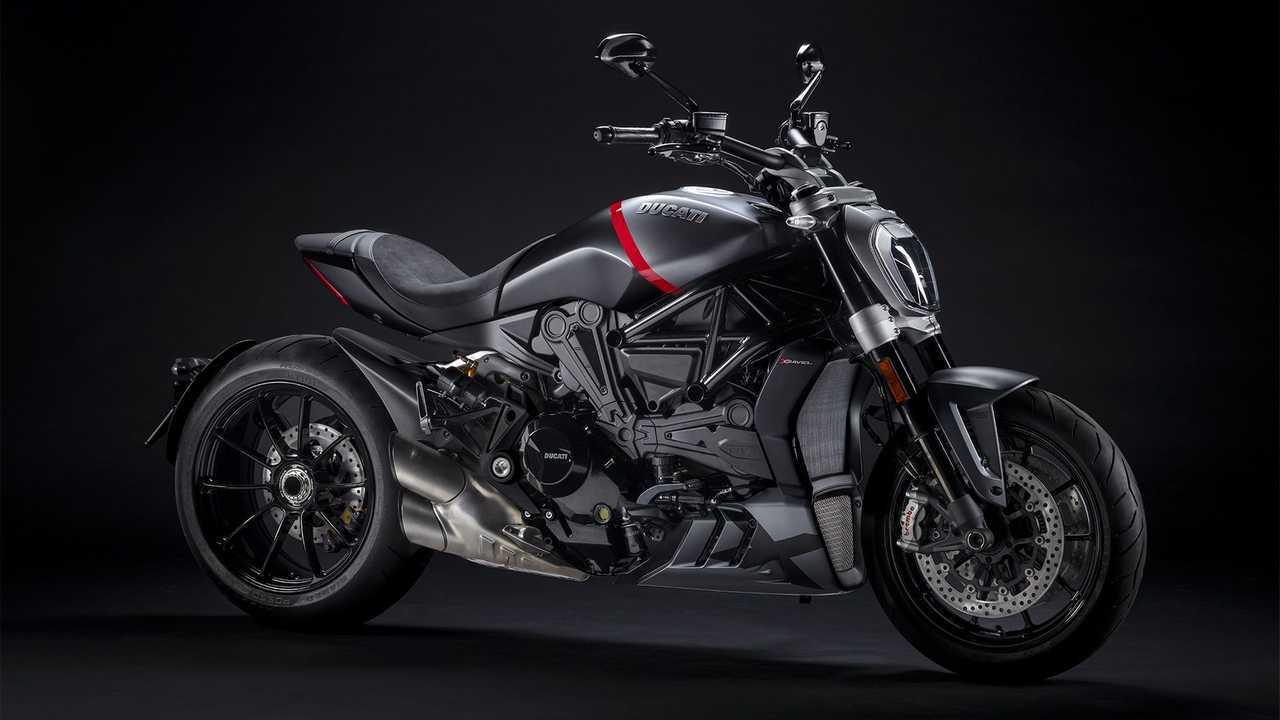 2021 Ducati XDiavel Black Star Right Side