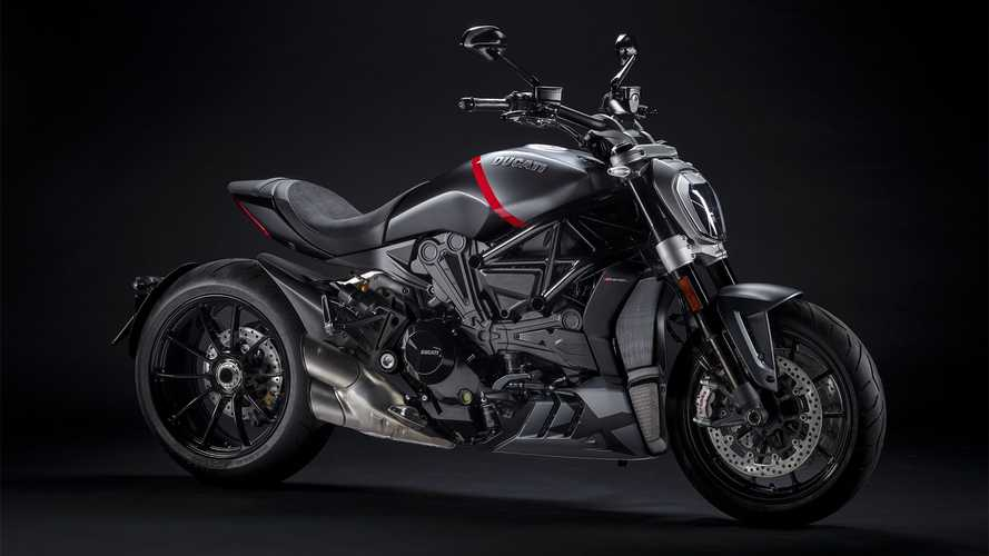 2021 Ducati XDiavel Packs A Modest Euro 5 Power Boost