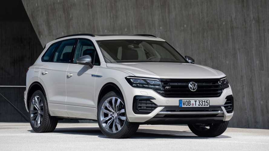 Volkswagen Touareg Remote Park Assist Plus