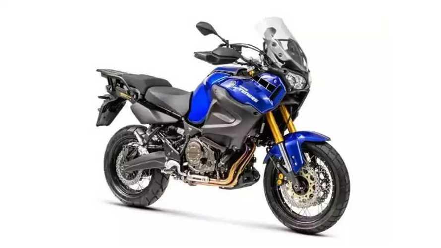Yamaha Super Ténéré 1200 DX