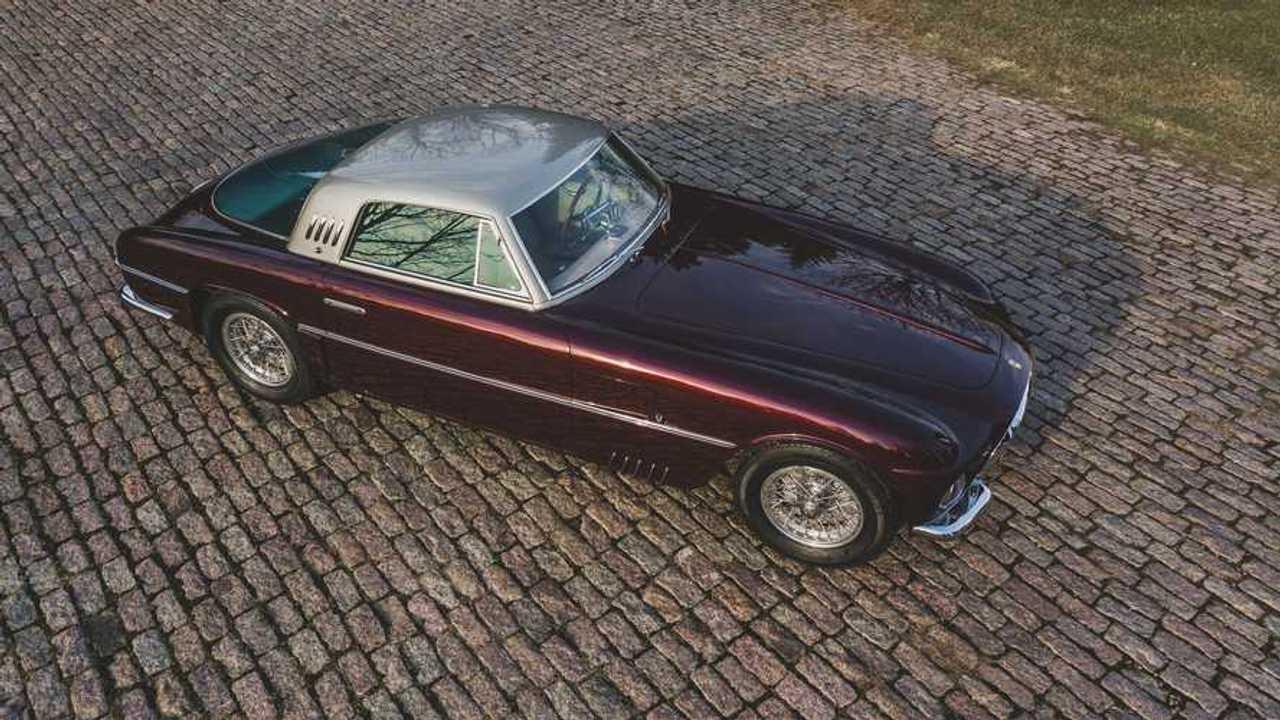 1954 Ferrari 375 America Coupe by Vignale (exterior)