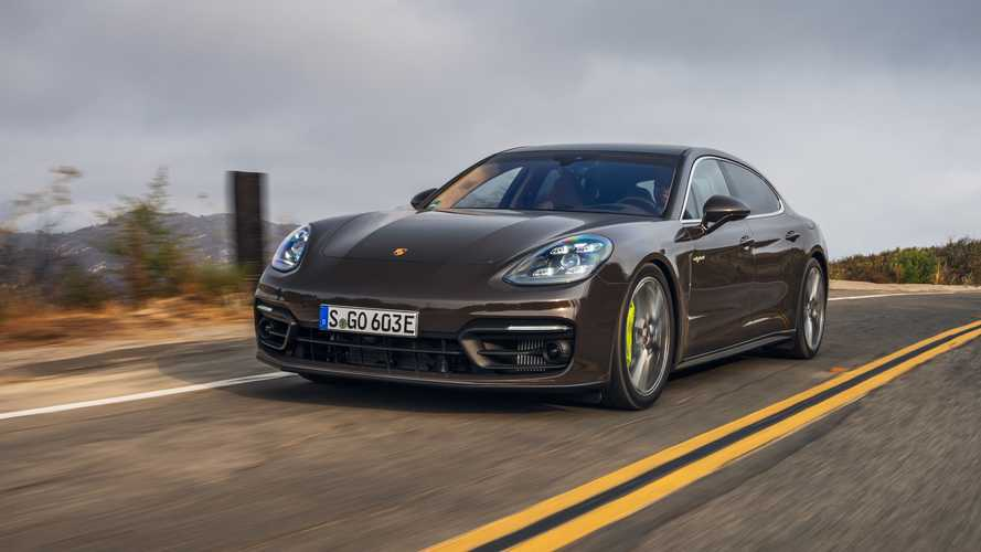 2021 Porsche Panamera 4S E-Hybrid Executive: First Drive