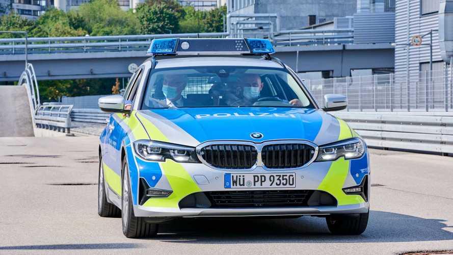 BMW 3er Touring: Neue Einsatzfahrzeuge für die Polizei in Bayern