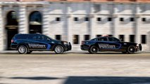 2021 Dodge Charger and Durango Pursuit Vehicles
