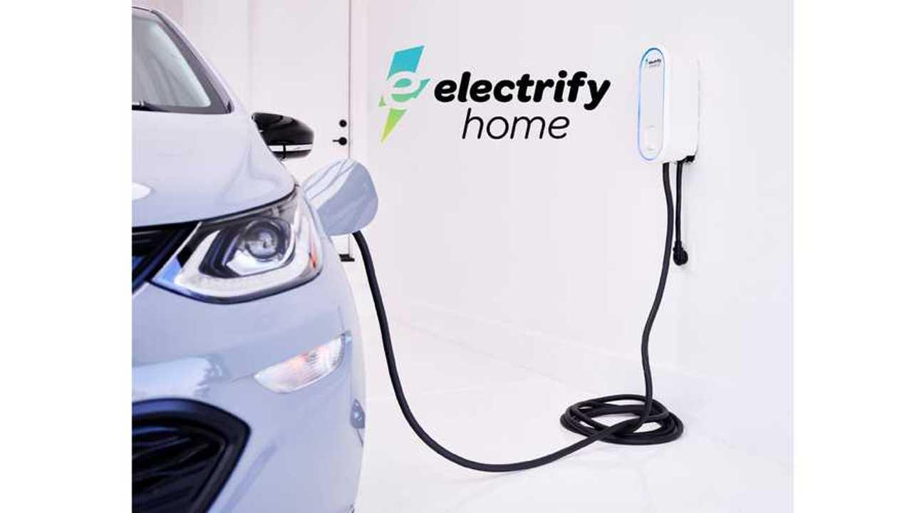 Electrify America Electrify Home