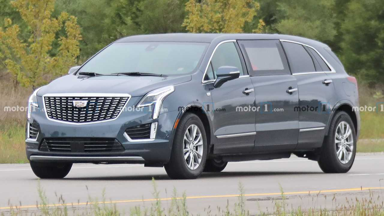 Spy Shots Cadillac Xt5 Photos