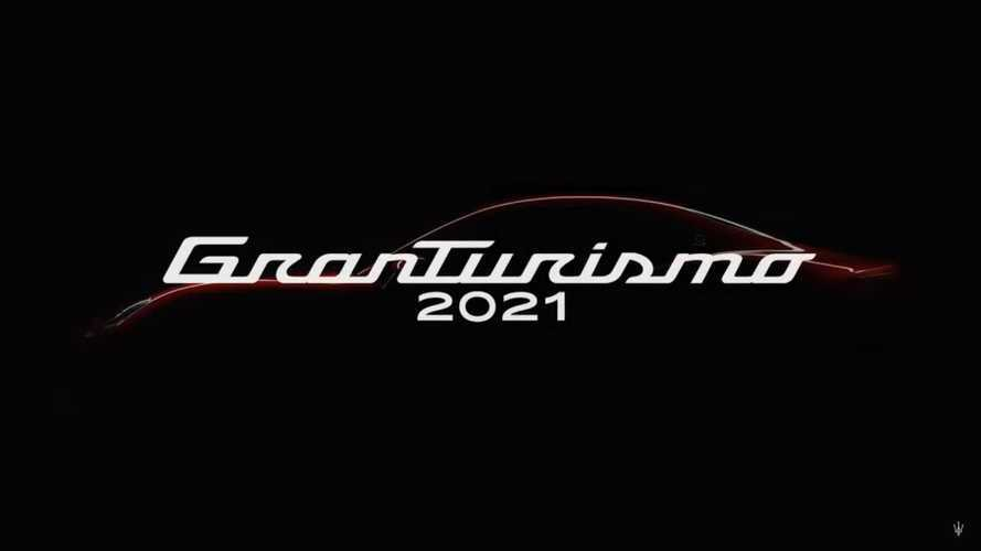 Yeni Maserati GranTurismo'dan ilk ipucu görüntüsü geldi!
