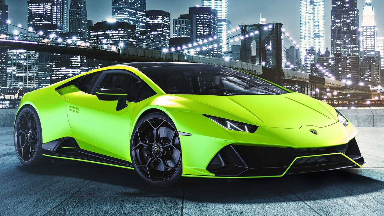 Capsula per l'influenza Hurricane EVO Lamborghini